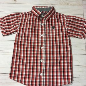Blac Label 4T short sleeve button down